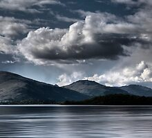 Lomond Clouds by Linda  Morrison