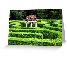 A-maze-ing Greeting Card