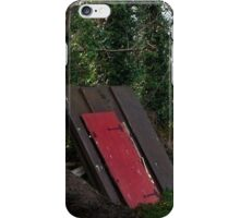 Door to wondererland iPhone Case/Skin