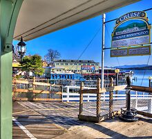 Mount washington Dock by Bruce Taylor