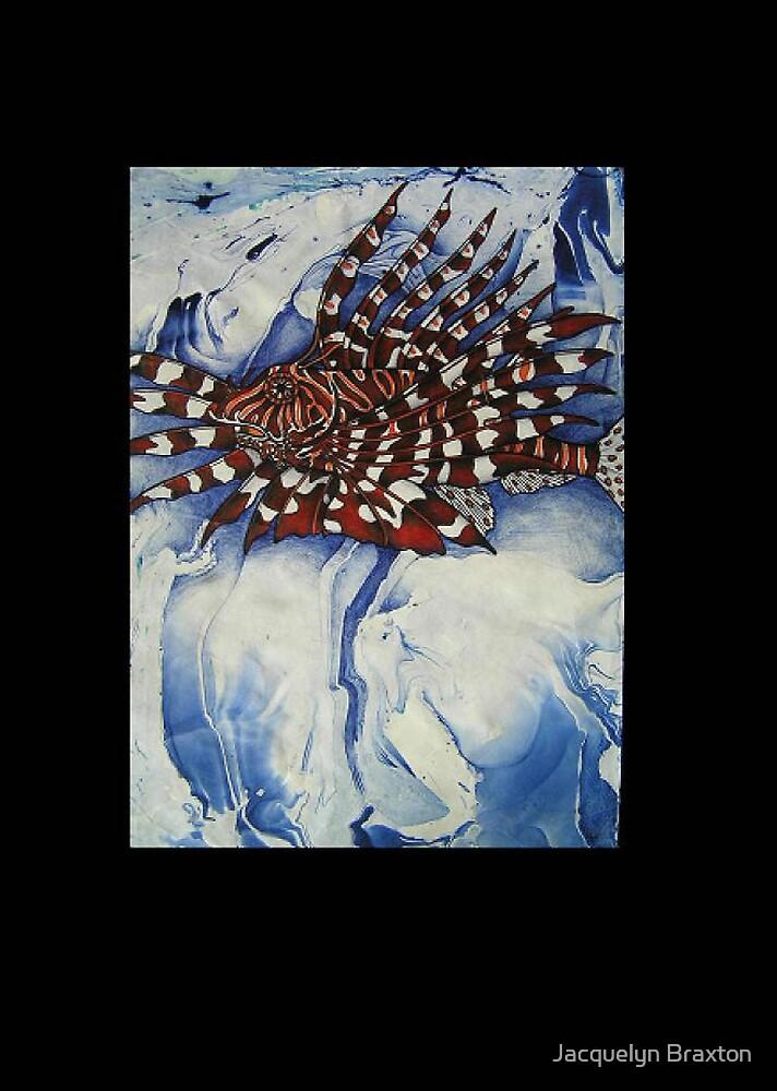 Lionfish by Jacquelyn Braxton