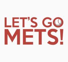 Let's Go Mets! by Florian Rodarte
