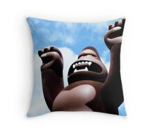 King Ken Throw Pillow