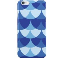 Summer scales iPhone Case/Skin