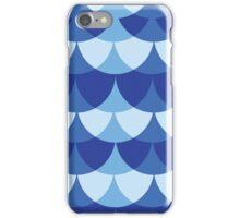 Summer scales iPhone Case/Skin