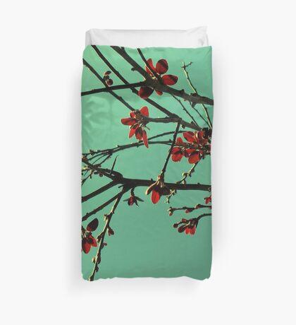 Orientique Duvet Cover