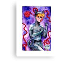 Gotham Babe : C Canvas Print