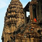 Angkor Wat by Tony Allen