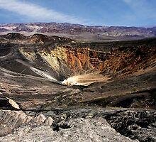 Ubehebe Crater by Varinia   - Globalphotos
