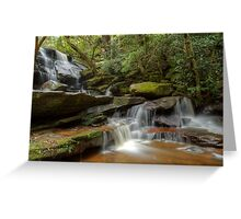 Somersby Rocks Greeting Card