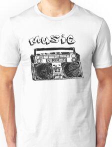 Dgz Music Unisex T-Shirt