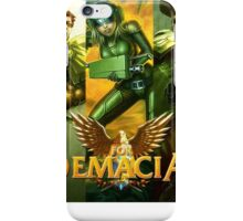 ¡For Demacia! iPhone Case/Skin