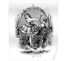 Harlequin Poster