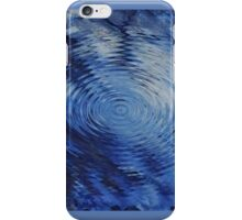 Blue Pond iPhone Case/Skin