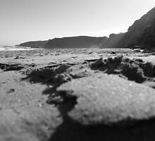 jan juc beach by Rachael Burns