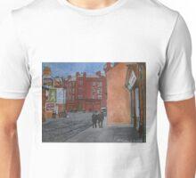 Old Port Glasgow Bay Street Unisex T-Shirt