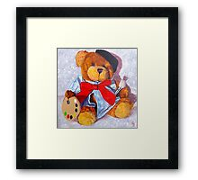 When I grow up... Framed Print