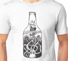 monster in the bottle Unisex T-Shirt