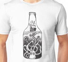 monster in the bottle Unisex T-Shirt