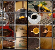 coffee impressions by Manfred Bruttel
