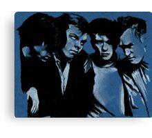Sweet and tender Hooligans Canvas Print