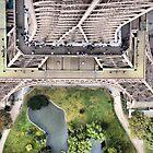Vue de la Tour Eiffel II by Eyal Geiger