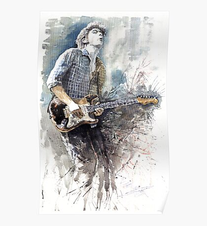 Jazz Rock John Mayer 05 Poster