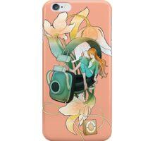 Thumbelina - Peach iPhone Case/Skin
