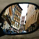 REFLECTING ON MADRID by Scott  d&#x27;Almeida