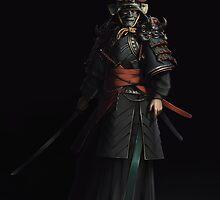 Samurai by LimonTea