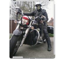 Skeggy Cruiser no lettering iPad Case/Skin