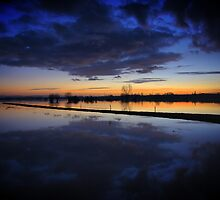 Level Reflections by Bob Small
