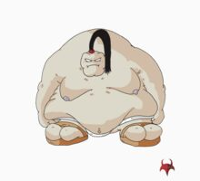 Sumo Fighter by Amit Tishler