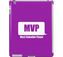 MVP iPad Case/Skin