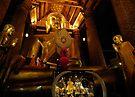 Dressing Buddha by Dave Lloyd
