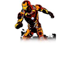 Avengers: Age of Ultron - Iron Man by MikeTheGinger94