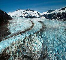 Herbert Glacier by Dave Hampton