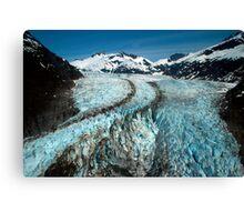 Herbert Glacier Canvas Print