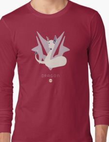 Pokemon Type - Dragon Long Sleeve T-Shirt
