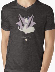 Pokemon Type - Dragon Mens V-Neck T-Shirt
