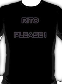 Rito Please! T-Shirt