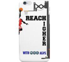 Reach Higher with NDC AGVs Alt 2 iPhone Case/Skin