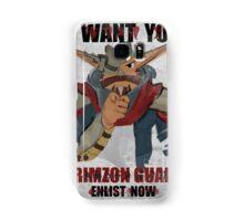 Join the Krimzon Gaurd Samsung Galaxy Case/Skin