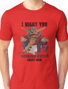 Join the Krimzon Gaurd Unisex T-Shirt