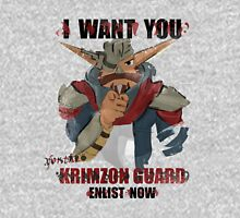 Join the Krimzon Gaurd Unisex T-Shirt