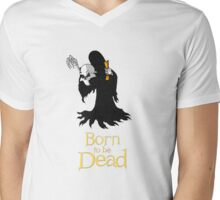Born to be Dead- Judge Reaper Mens V-Neck T-Shirt