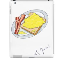 eggcellent eggs iPad Case/Skin