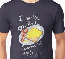 eggcellent eggs Unisex T-Shirt