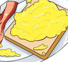 eggcellent eggs Sticker