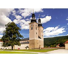 Shrine of St. Hemma - Cathedral of Gurk Photographic Print